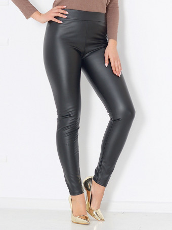 Pantaloni Leather Eco B301