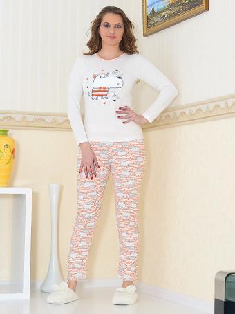 Pijama Dama Berfin 326-01