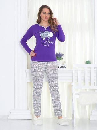 Pijama Dama Berfin 328-01