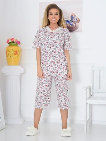 Pijama Dama Masura Mare Lally 3101-03