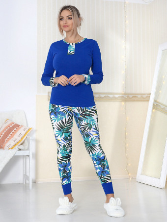 Pijama Dama Masura Mare MBLM 16092