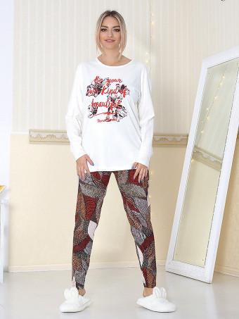 Pijama Dama Masura Mare MBLM 16119