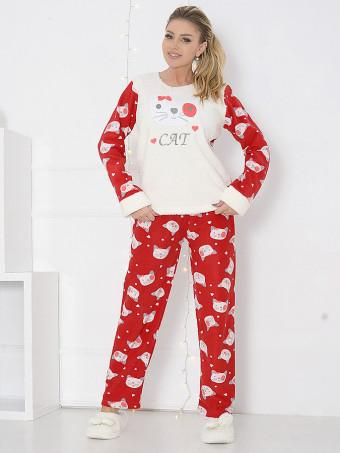 Pijama Groasa 5016