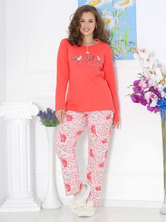 Pijama Groasa Baki 3043-02