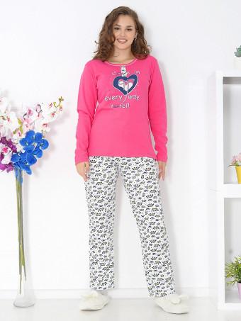 Pijama Groasa Baki 3066-04