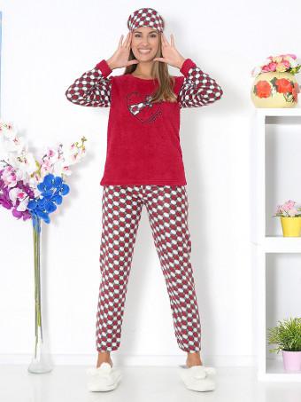 Pijama Groasa Elsa 3130-01