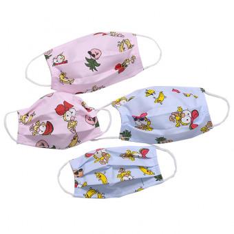 Set 10 Bucati de Masca de Protectie pentru Copii 2-5 ani