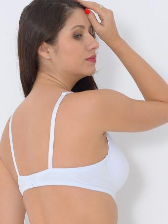 Sutien Cupa D 0988 White
