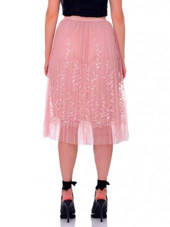 Fusta Glamour 1801 Roze