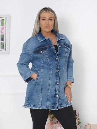 Geaca Dama Jeans 03019-01