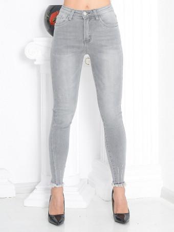 Pantaloni Dama Jeans Masura Mare ZF6151