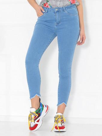 Pantaloni Dama Jeans W9735