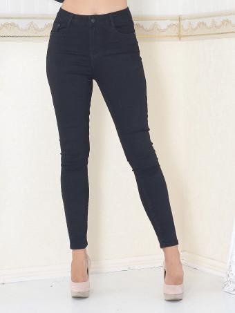 Pantaloni Dama Jeans XP055 Black