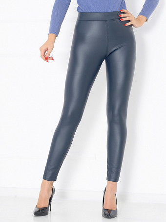 Pantaloni Leather Eco B501-02