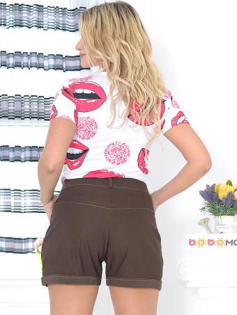 Pantaloni Scurti Rove 05