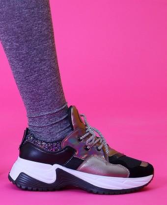 Pantofi Sport LY97 Black