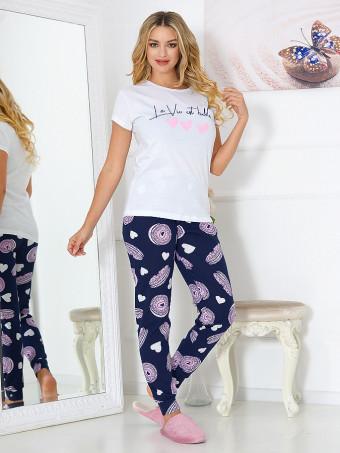 Pijama Dama Baki 2012