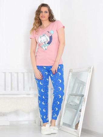 Pijama Dama Baki 500-07