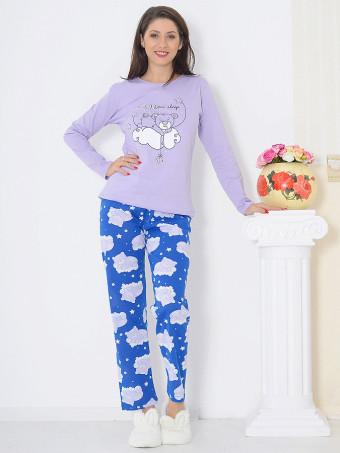 Pijama Dama Baki 503