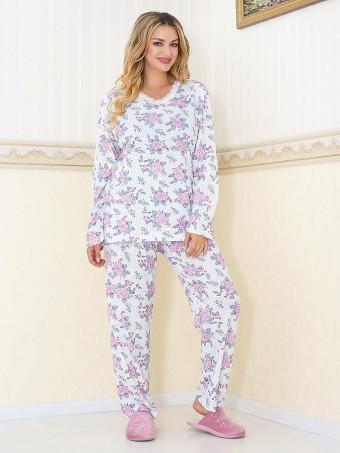 Pijama Dama Masura Mare 603-01