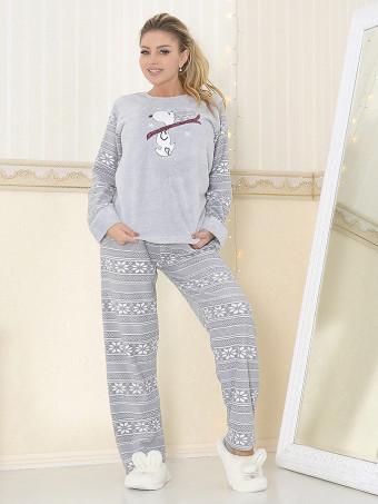 Pijama Groasa 5070
