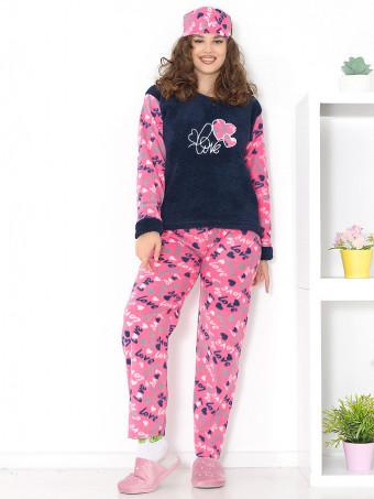 Pijama Groasa Elsa 2182-02