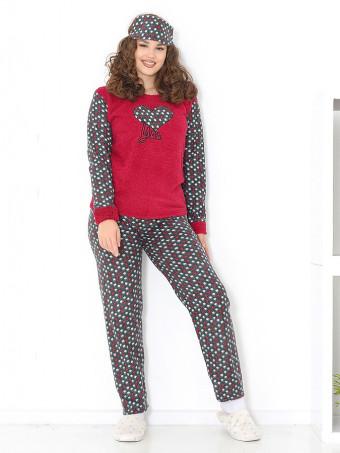 Pijama Groasa Elsa 3127-01