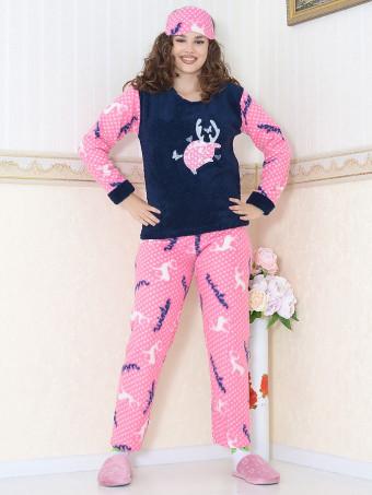 Pijama Groasa Elsa 3134-01