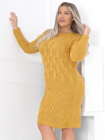 Rochie Tricotata 3210-02