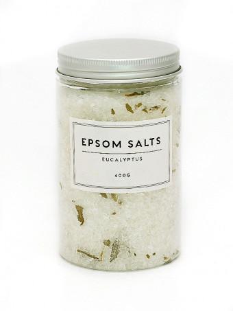 Sare de baie cu extract de Eucalipt 7521, 400g