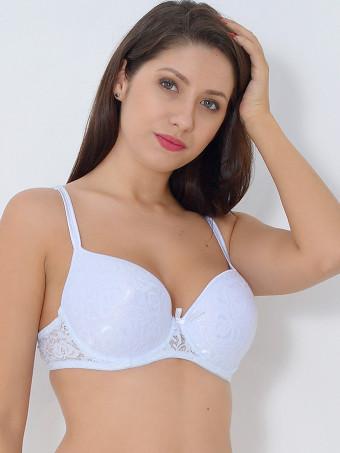 Sutien Cupa D 0989 White