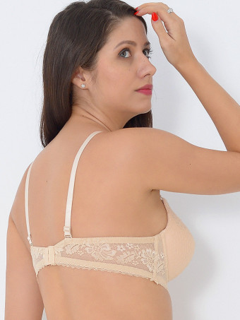 Sutien Push-up Cupa B 1389 Cream
