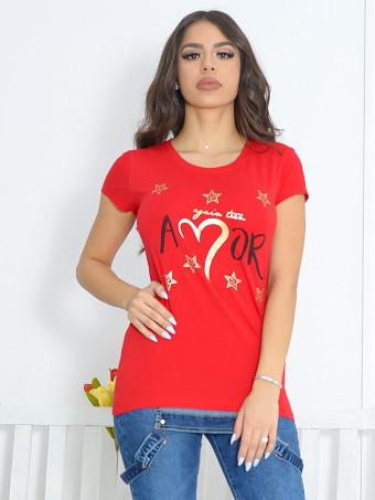 Tricou Dama Amor 04
