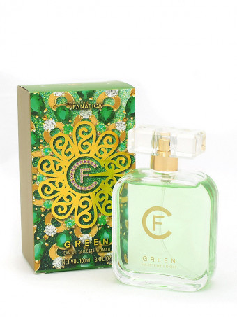 Apa de toaleta CF Green 19824, 100 ml