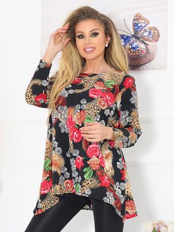 Bluza Dama Masura Mare Floralys 12