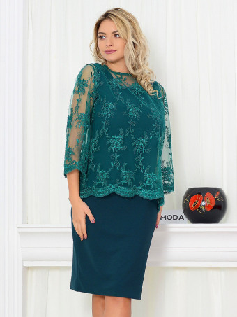 Compleu Dama Saray Green 01
