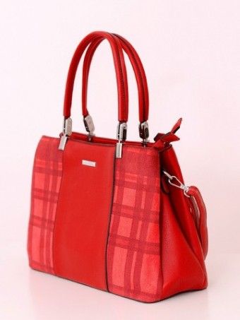 Geanta Dama Silviarosa 6232 Red