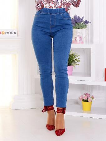 Pantaloni Dama Jeans 2348 Blue