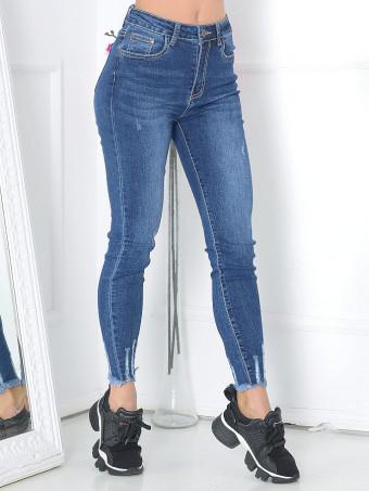 Pantaloni Dama Jeans XL224-220