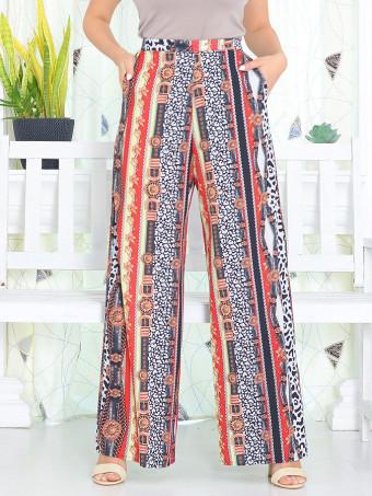 Pantaloni Dama Wavy 03