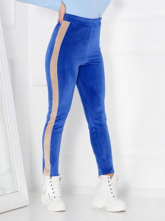 Pantaloni grosi din Catifea Xena 08