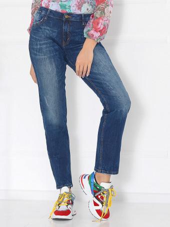 Pantaloni Jeans Masura Mare 58223-01