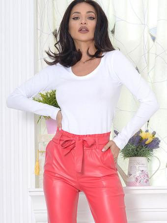 Pantaloni Leather Sheen 03