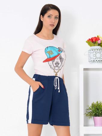Pantaloni Scurti Elens Navy