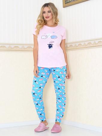 Pijama Dama Baki 2012-01