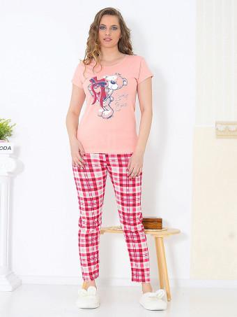 Pijama Dama Baki 2401-01
