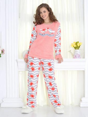 Pijama Groasa 5064