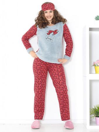 Pijama Groasa Elsa 3128-02