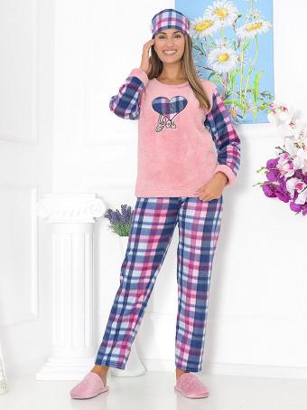 Pijama Groasa Elsa 3131-02