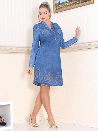 Rochie Jeans Ella 128-02